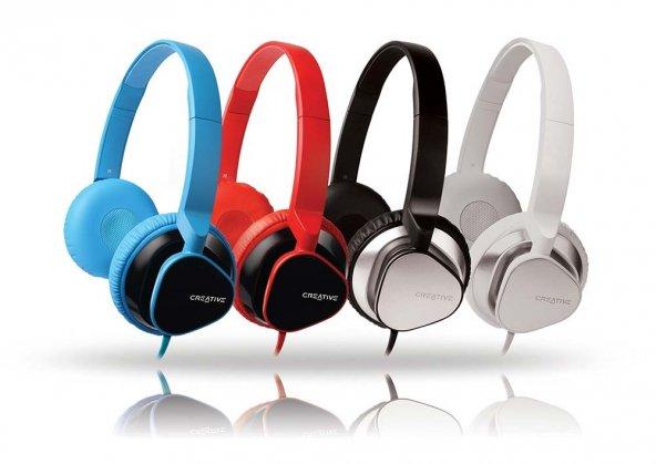 Creative Hitz MA2300 Kulaküstü Kulaklık 4 Renk Seçeneği