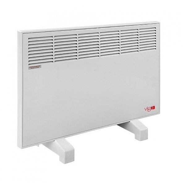 Vigo Manuel 2500 Watt  Elektrikli Panel Konvektör Isıtıcı Beyaz EPK4590M25B