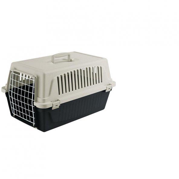Ferplast Atlas 20 Kedi Köpek Taşıma Kutusu Siyah Nero
