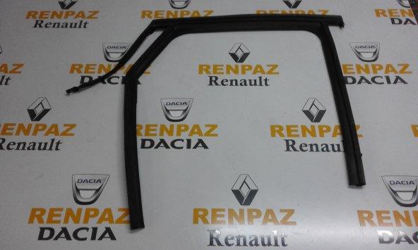 Renault Captur Sag Arka Kapi Cam Ust Fitili 823308301r
