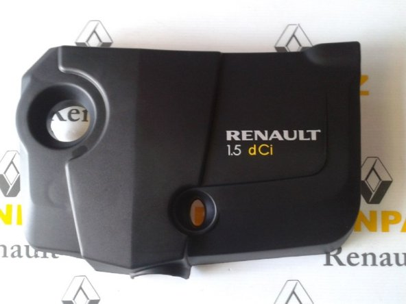 RENAULT MEGANE 2/LAGUNA 3 1.5 DCİ MOTOR ÜST KORUMA KAPAĞI 8200365952 - 8200252408 - 8200404674 - 8200174949