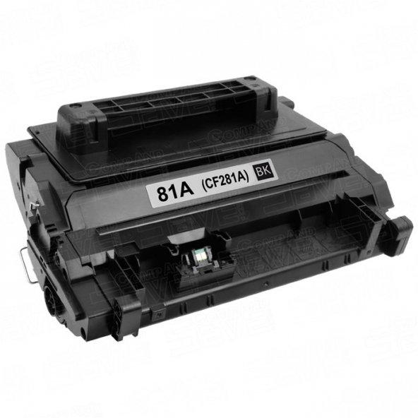 HP CF281X MUADİL TONER
