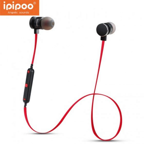 ipipoo İL93BL Kablosuz Akıllı Spor Stereo Bluetooth Kulaklık