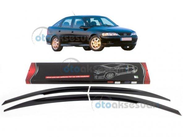 Opel Vectra B SunPlex Cam Rüzgarlığı Mugen 4 parça 1996-2003