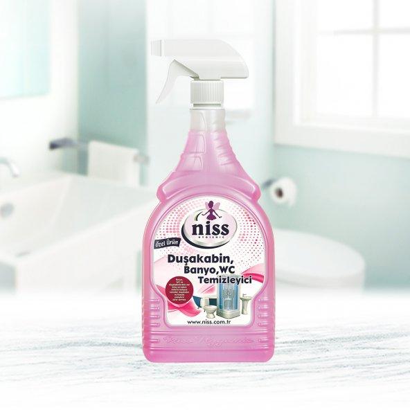 Duşakabin Banyo WC Temizleyici