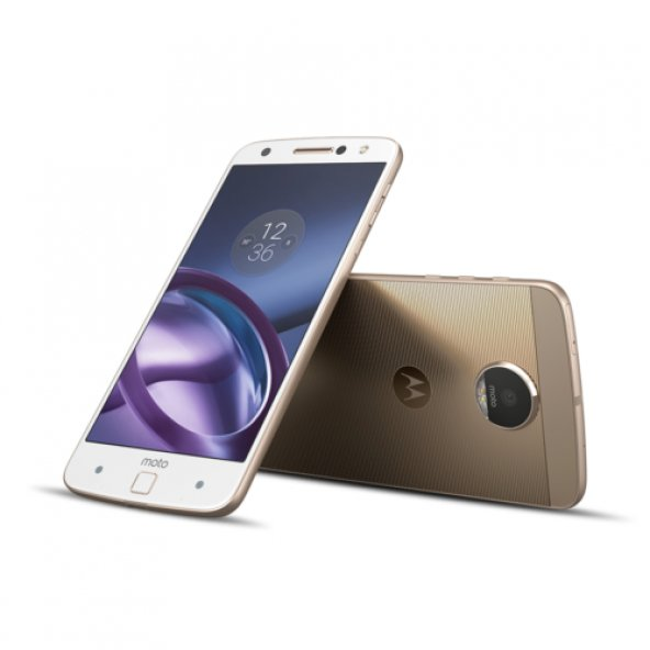 Lenovo Moto Z 32 GB Altın-Beyaz Cep Telefonu (Lenovo Türkiye Garantili)