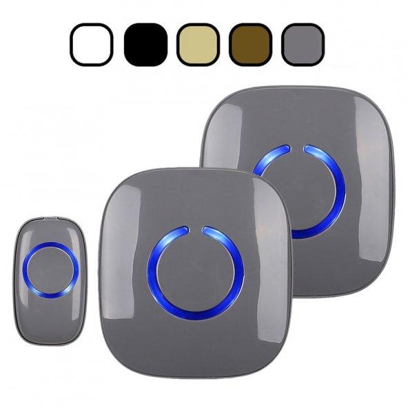 SadoTech Model CXR Wireless Doorbell with 1 Remote Doorbell Butto