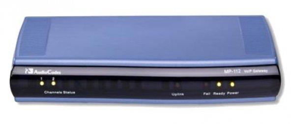 AudioCodes MediaPack 118 8 FXO Analog VoIP Ağ Geçidi