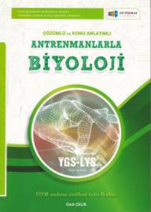 antrenman Yayınları Antremanlarla Biyoloji