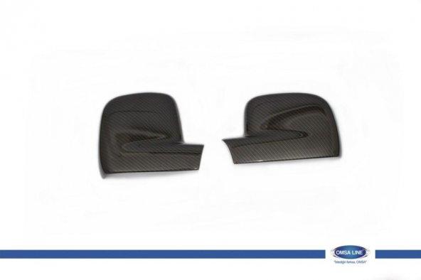 Volkswagen T5 Caravelle Ayna Kapağı 2 Prç. P.Çelik 2003-2010