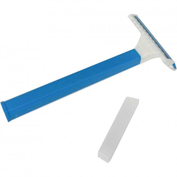 Banyo 1700 Adet Klasik Tıraş Bıçağı - Buklet ve Toptana Uygun