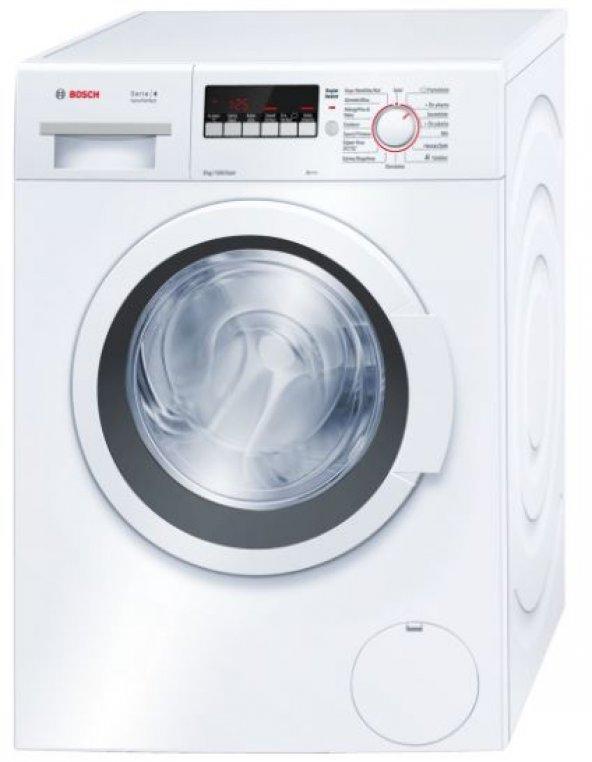 BOSCH WAK20211TR A+++ 1000 Devir 8 kg Çamaşır Makinesi
