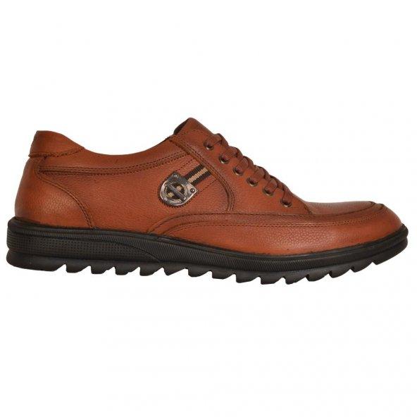 Dropland 3569 Erkek 100 Deri Günlük Yürüyüş Kışlık Ayakkabı
