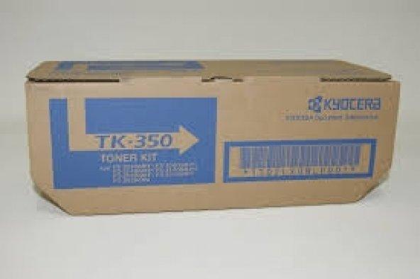 Kyocera TK-350 / FS-3040MFP+/MFP3140+/3920DN Orjinal Toner