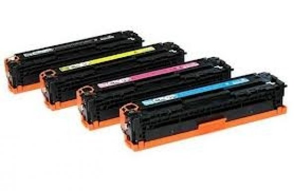 HP CE 320-321-322-323A (CM1415)Muadil Toner