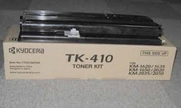 Kyocera TK-410 ORJ.TONER KM 1620-2020-1635-1650-2035-2050