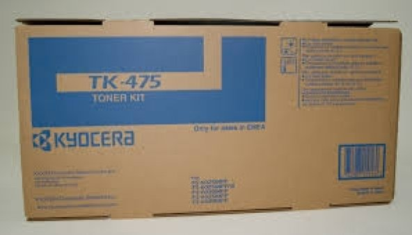 KYOCERA TK-475 Orjinal Toner FS-6025/6030/6525/6530MFP