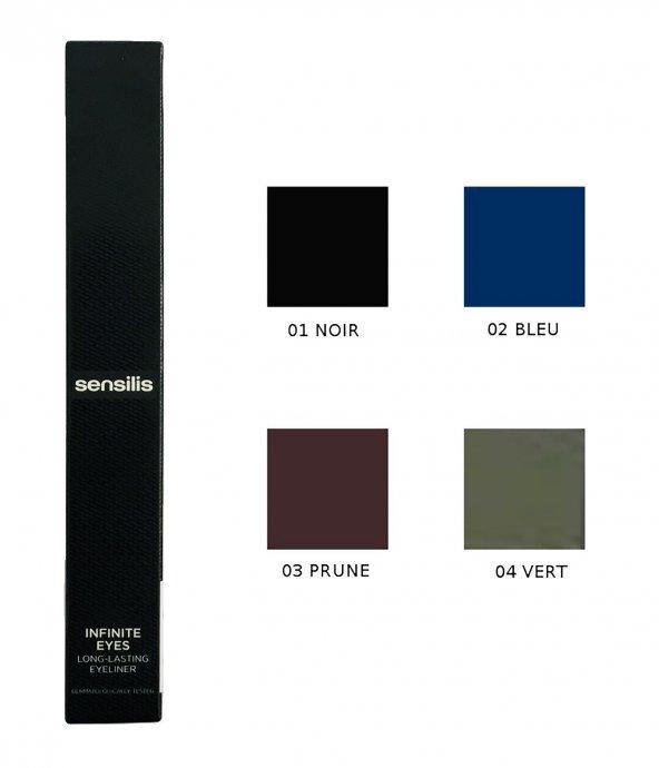 Sensilis Infinite Eye Long Lastıng Eyeliner 0,35 gr-03 Prune
