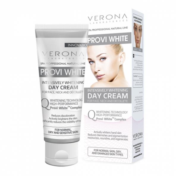 Provi White Beyazlatıcı Gündüz Kremi Leke Gidermeye Yardımcı Renk Açıcı Krem 50ml