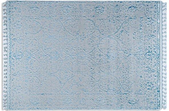 Tuğra Hali Saten 04 Su Yeşili  133x190 cm