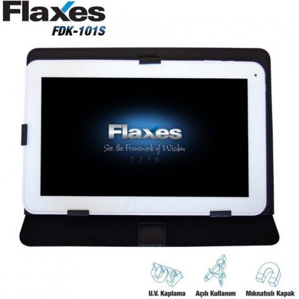 Flaxes FDK-101S 10.1 tablet kılıfı