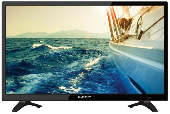 Sunny 24 61 Ekran Dahili Uydu 12V Girişli Usb Movie Led TV
