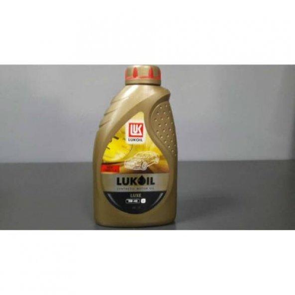 LUKOİL LUXE 5W40 SN CF 1LT
