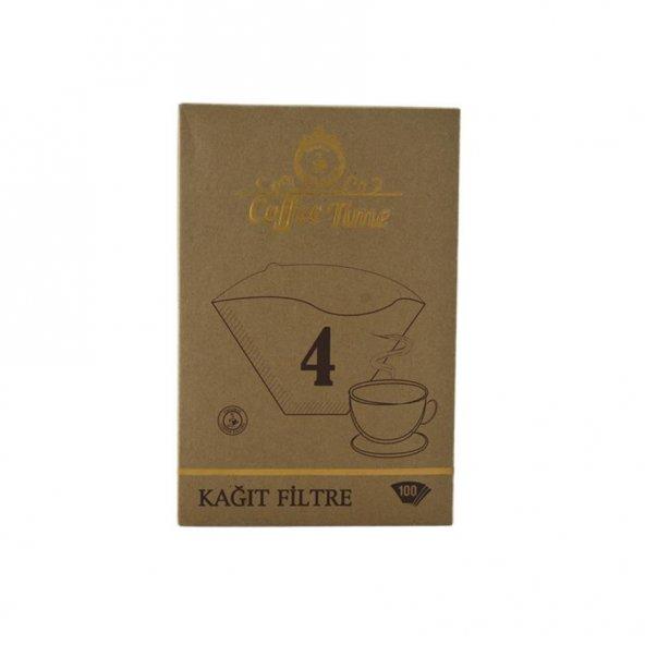 Electrolux Filtre Kahve Makinesi Uyumlu Filtre Kağıdı 100lü