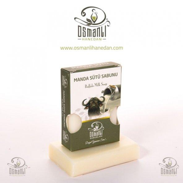 Osmanlı Sabunları Manda Sütü Sabunu 100gr