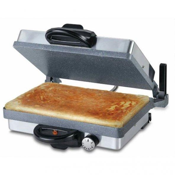 Sermeks Turbo Granit Serme Ekmeği  Makinesi (SER44)