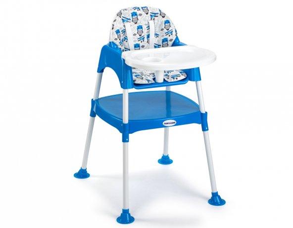 Wellgro Ergocha Plus Mama Sandalyesi ve Çocuk Çalışma Masası Özellikli
