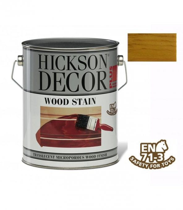Hickson Decor Wood Stain 2,5 LT  Antique Pine