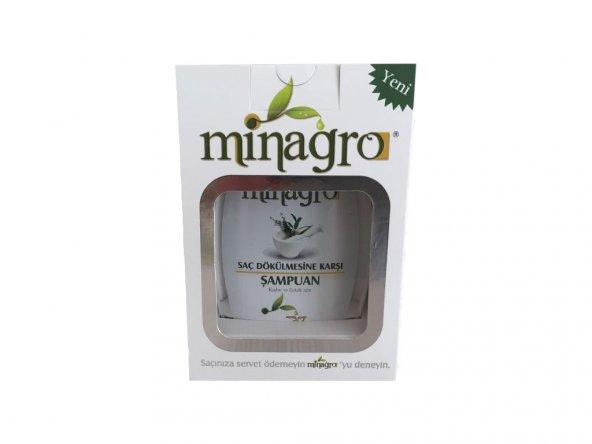 Minagro Saç Dökülmesine Karşı Şampuan