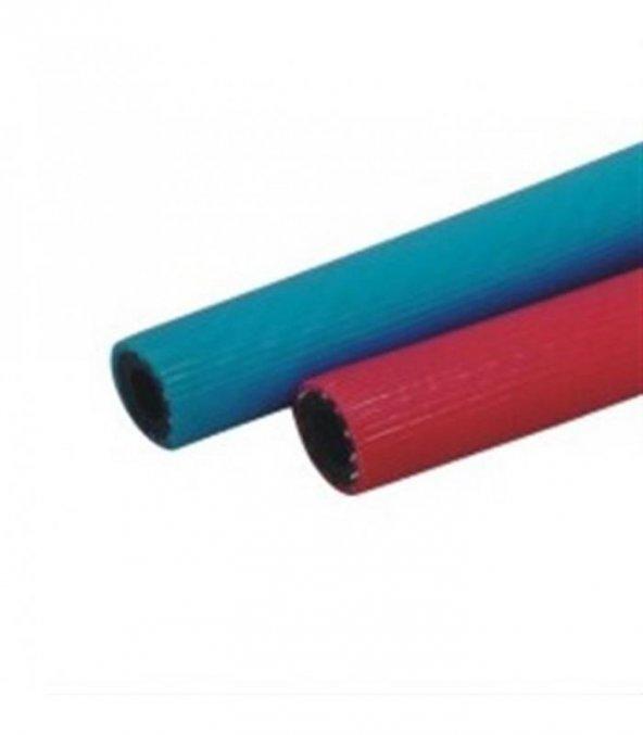 Sertsan 10 mm Mavi Hava Hortumu 1 Metre