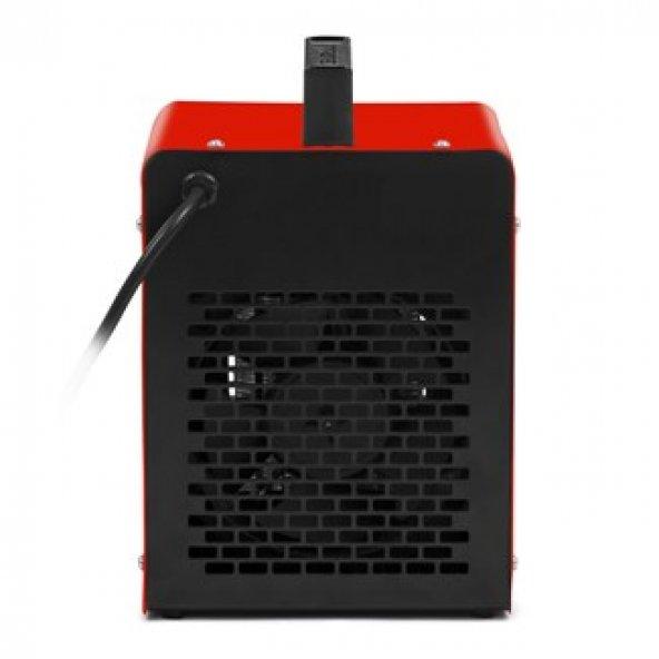 Fanlı Seramik Isıtıcı 2 KW - 1720 kcal Monofaze- Trotec TDS 10 C