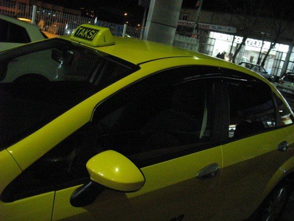 Fiat Linea Mugen Cam Rüzgarligi