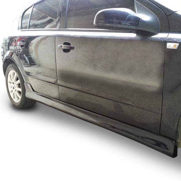 Opel Astra H Plastik Yan Marşpiyel