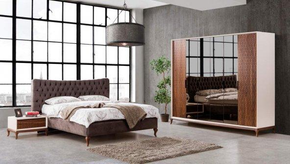 Alsancak Ceviz Yatak Odası