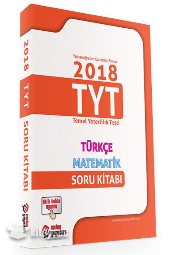tyt Türkçe Matematik Soru Kitabı Metin Yayınları