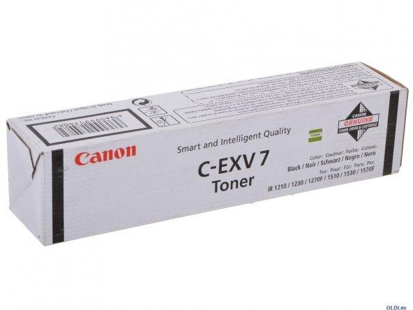 CANON EXV-7 IR-1210-1230-1270-1510-1530-1570-1630-1670 TONER ORJ