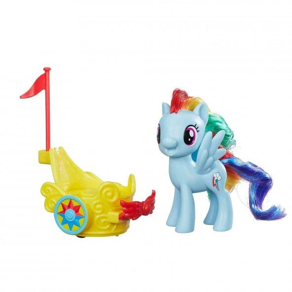 My Little Pony Pony Figür ve Balo Arabası