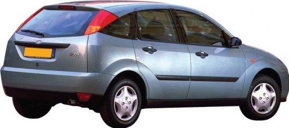 Ford Focus Ayna Kapağı Kromu