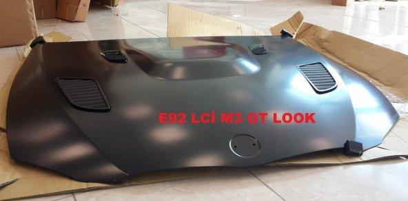 Bmw e92 ön kaput komple m3 LCİ  GT LOOK 4g - makyajlı