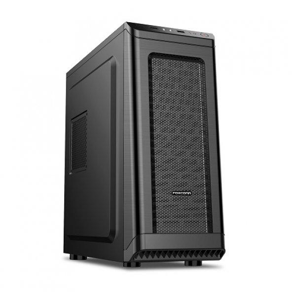 NETCAM mid Tower 450W NC-A106-450 ATX PC Kasası Siyah