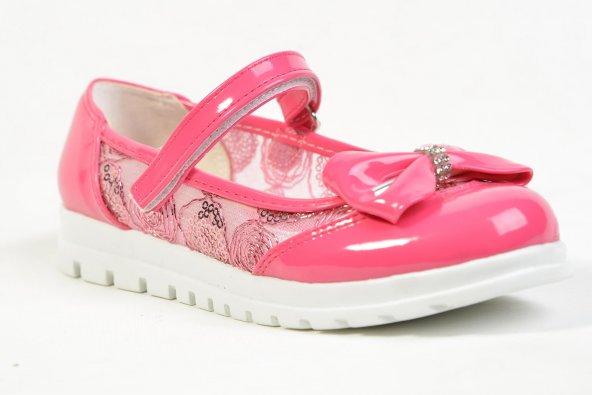Miamarya Ft Cırtlı Düz Taban Ortopedik Günlük Kız Çocuk Ayakkabı