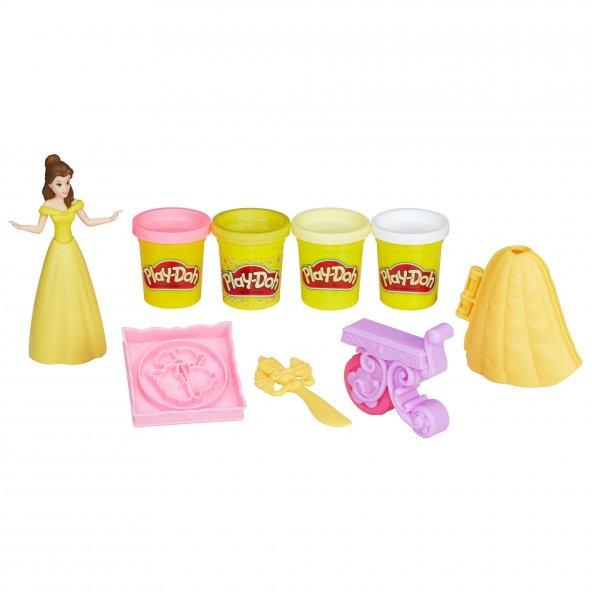 Play-Doh Bellanın Yemek Daveti