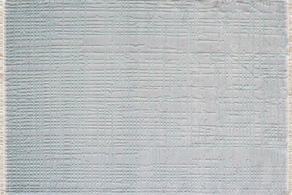 Sanat Hali Tuşe 1036 Mavi  90x200 cm