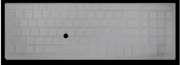 Thinkpad E540 Silikon Klavye Koruyucu Kılıf