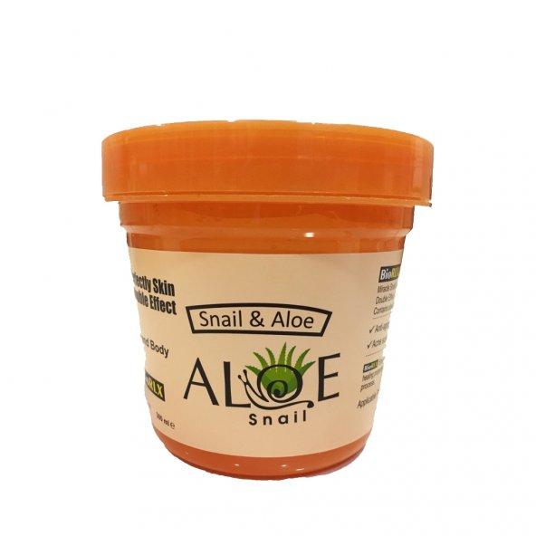 Snail&Aloe Yaşlanmayı Geciktirici Salyongoz Kremi 300 Ml