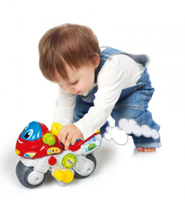 Baby Clementoni İlk Motosikletim (64306)